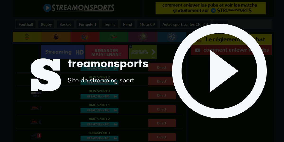 rmc streamonsport