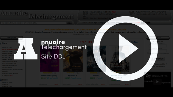annuaire telechargement streaming