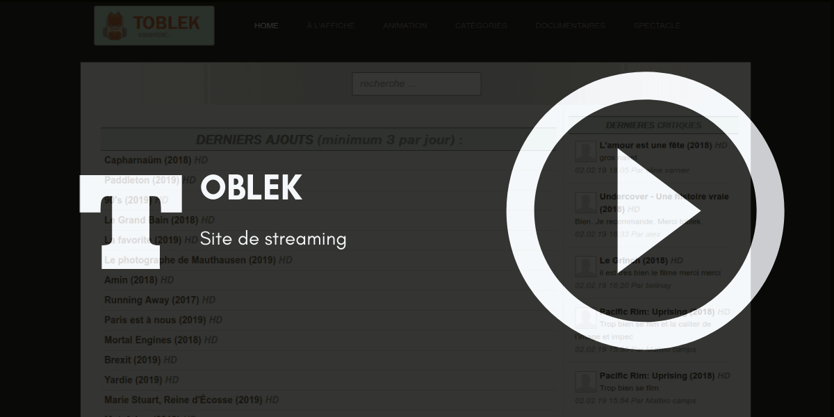 toblek streaming