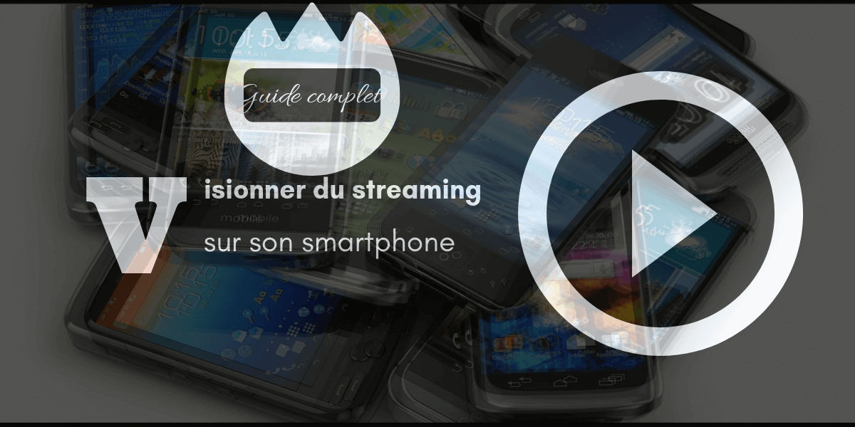 streaming smartphone