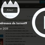 Torrent9 : 5 adresses officielles du site torrent en 2019