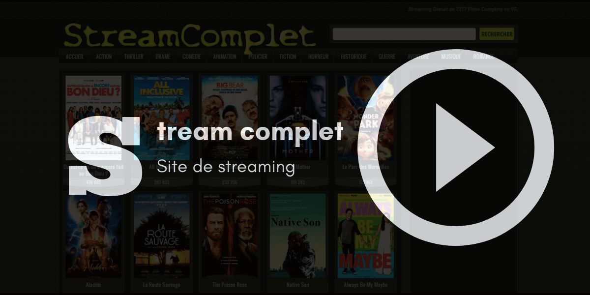 Streaming complet