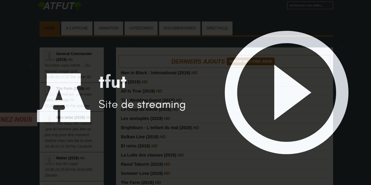 atfut streaming