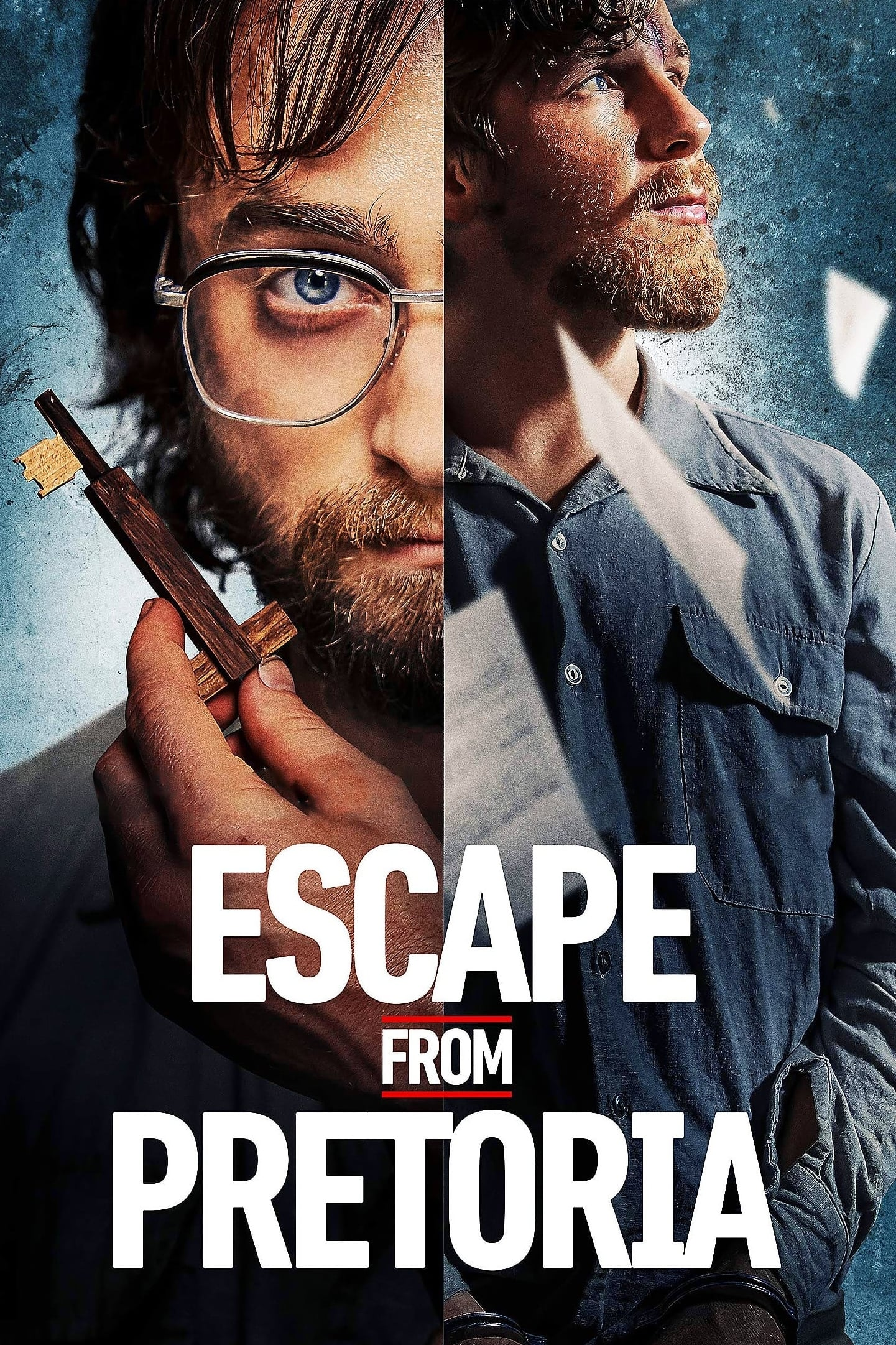 "Affiche du film ""Escape From Pretoria"""