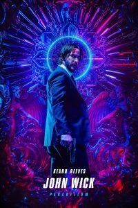 "Affiche du film ""John Wick : Parabellum"""