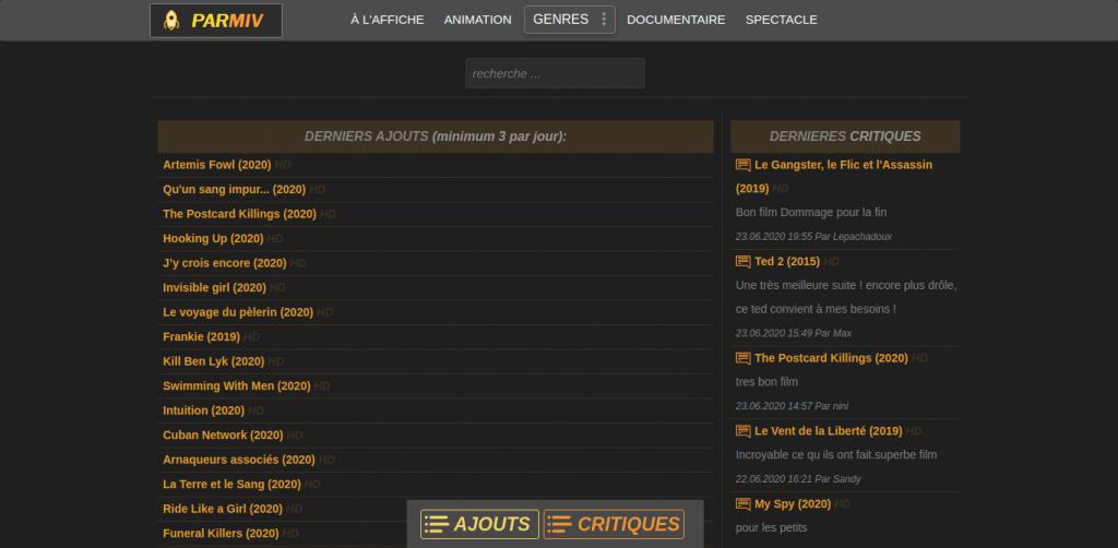 parmiv.com site de streaming.com