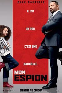 "Affiche du film ""My Spy"""
