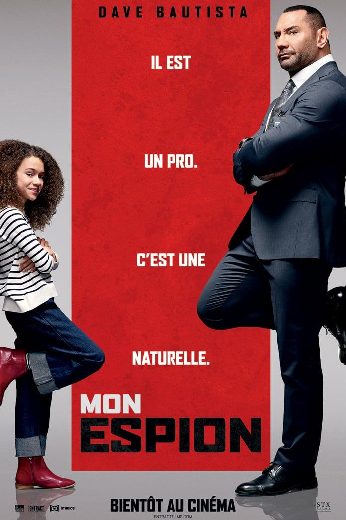 """Affiche du film """"My Spy"""""""