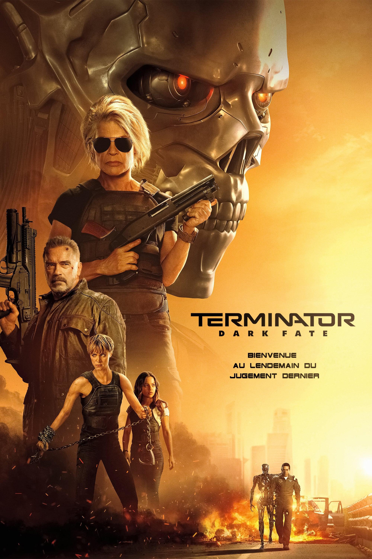 """Affiche du film """"Terminator - Dark Fate"""""""