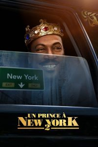 "Affiche du film ""Un prince à New York 2"""