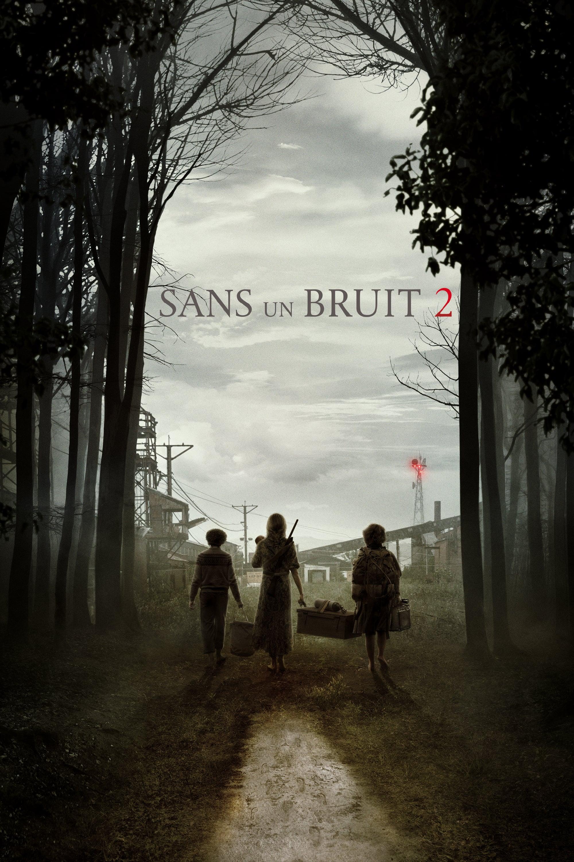 """Affiche du film """"Sans un bruit 2"""""""